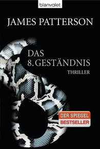 James  Patterson - Das 8. Geständnis - Women's Murder Club