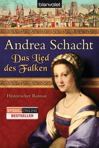 Andrea  Schacht - The Song of the Falcon