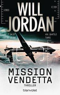 Will  Jordan - Mission Vendetta