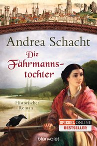 Andrea  Schacht - The Ferryman's Daughter