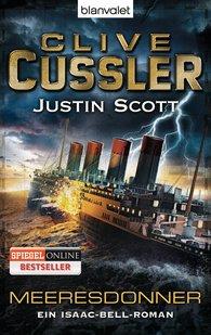 Clive  Cussler, Justin  Scott - Meeresdonner
