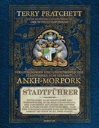Terry  Pratchett - Vollsthändiger und unentbehrlicher Stadtführer von gesammt Ankh-Morpork