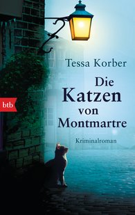 Tessa  Korber - The Cats of Montmartre