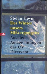Stefan  Heym - Der Winter unsers Mißvergnügens