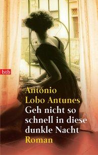 António  Lobo Antunes - Geh nicht so schnell in diese dunkle Nacht