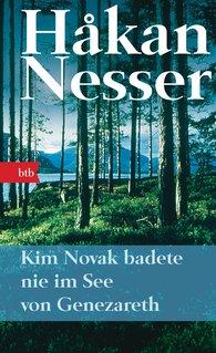 Håkan  Nesser - Kim Novak badete nie im See von Genezareth