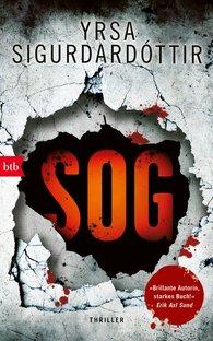 Yrsa  Sigurdardóttir - SOG