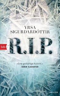 Yrsa  Sigurdardóttir - R.I.P.