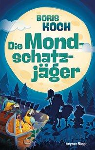 Boris  Koch - The Moon Treasure Hunters