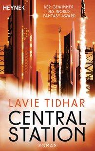 Lavie  Tidhar - Central Station