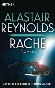 Alastair  Reynolds - Rache