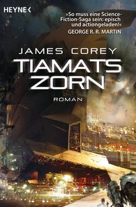 James  Corey - Tiamats Zorn