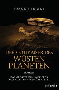 Frank  Herbert - Der Gottkaiser des Wüstenplaneten