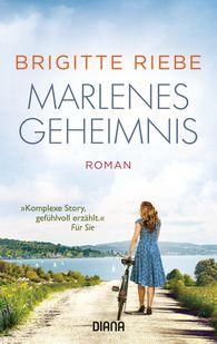 Brigitte  Riebe - Marlenes Geheimnis