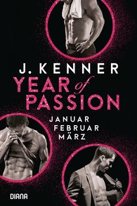 J.  Kenner - Year of Passion (1-3)
