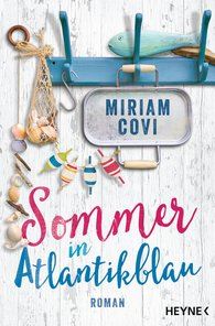 Miriam  Covi - Summer in Atlantic Blue
