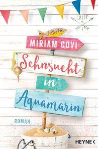 Miriam  Covi - Longing in Aquamarine