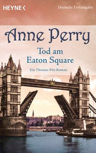 Anne  Perry - Tod am Eaton Square
