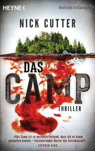Nick  Cutter - Das Camp