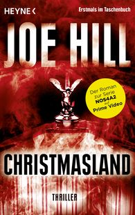 Joe  Hill - Christmasland
