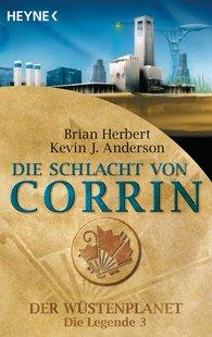 Brian  Herbert, Kevin J.  Anderson - Die Schlacht von Corrin