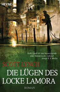 Scott  Lynch - Die Lügen des Locke Lamora