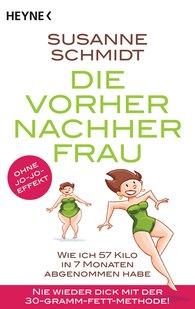 Susanne  Schmidt - Die Vorher-Nachher-Frau