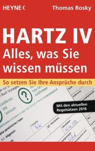 Thomas  Rosky - Hartz IV – Alles, was Sie wissen müssen