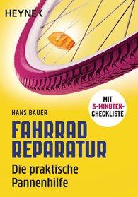 Hans  Bauer - Fahrradreparatur