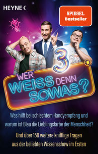 Heyne Verlag - Who Knows This? (Vol. 3)