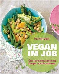 Patrick  Bolk - Vegan im Job