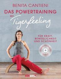Benita  Cantieni - Powertraining mit Tigerfeeling
