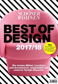 Gruner+Jahr GmbH  (Hrsg.) - Schöner Wohnen Best of Design 2017/2018