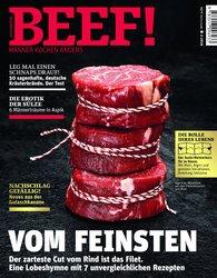 Gruner+Jahr GmbH  (Hrsg.) - BEEF! Heft 02/2018 - Für Männer mit Geschmack