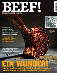 Gruner+Jahr GmbH  (Hrsg.) - BEEF! Heft 03/2018 - Für Männer mit Geschmack
