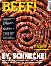 Gruner+Jahr GmbH  (Hrsg.) - BEEF! Heft 04/2018 - Für Männer mit Geschmack