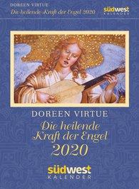 Doreen  Virtue - Die heilende Kraft der Engel 2020 Tagesabreißkalender