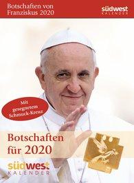 Botschaften von Franziskus 2020 Tagesabreißkalender