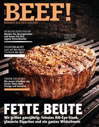 Gruner+Jahr GmbH  (Hrsg.) - BEEF! Nr. 55 (1/2020)