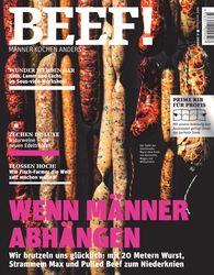 Gruner+Jahr GmbH  (Hrsg.) - BEEF! Nr. 58 (4/2020)