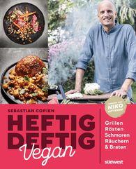 Sebastian  Copien - Hearty and Savoury Vegan