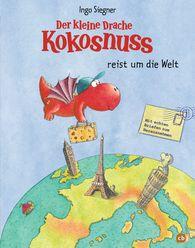 Ingo  Siegner - Coconut, the Little Dragon, Travels round the World
