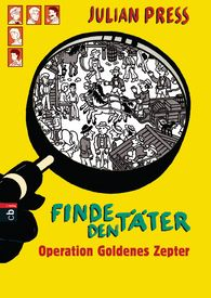 Julian  Press - Find the Culprit – Operation Golden Sceptre