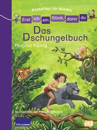 Patricia  Schröder - Let's Read Together. Children's Books Classic: The Jungle Book