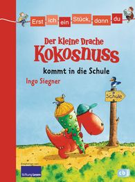 Ingo  Siegner - Let's Read Together – The Little Dragon Goes to School