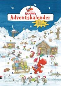 Ingo  Siegner - Der kleine Drache Kokosnuss Adventskalender