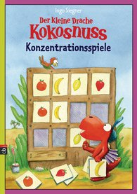 Ingo  Siegner - Der kleine Drache Kokosnuss - Konzentrationsspiele