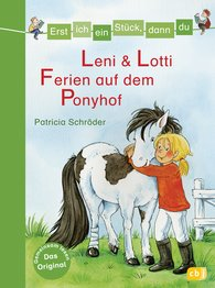 Patricia  Schröder - Leni & Lotti – Holidays at the Pony Stables