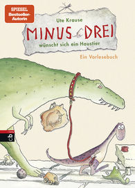 Ute  Krause - Dino Mite Wants a Pet