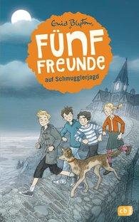 Enid  Blyton - Fünf Freunde auf Schmugglerjagd
